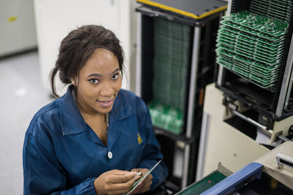 Turnkey Electronic Manufacturing 4